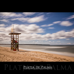 Platja de Palma (AKfoto.fr) Tags: bulb canon long exposure mallorca palma plage platja majorque greatphotographers 550d tamron175028 bw110 canon550d