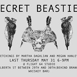 "SECRET BEASTIES <a style=""margin-left:10px; font-size:0.8em;"" href=""http://www.flickr.com/photos/7331163@N05/7265252012/"" target=""_blank"">@flickr</a>"