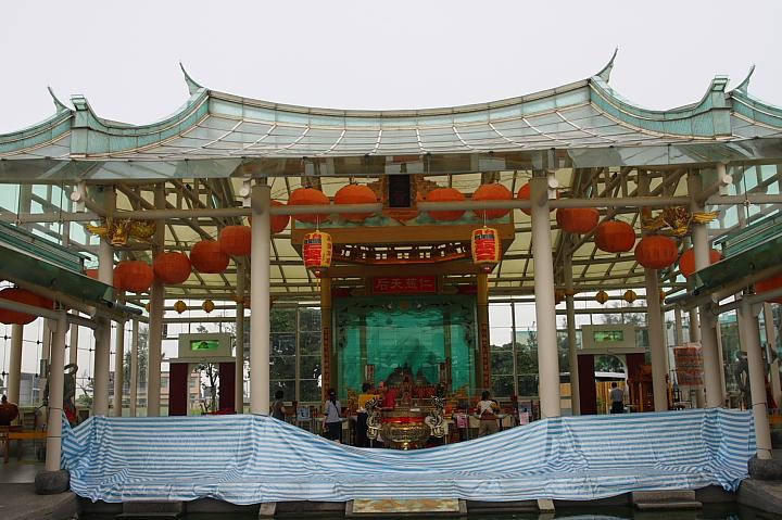 台灣玻璃館(玻璃廟)036