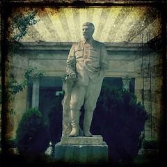 #stalin, in #gori