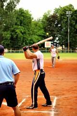 Leftie (Donald Windley) Tags: sports sport canon army 50mm team player tournament heidelberg softball f18 athlete generals batter conn t3i hitter 600d