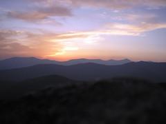Blue Ridge Mountains (nwlynch) Tags: sunset mountains nc north northcarolina carolina blueridgemountains