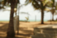 Beach with half open eyes (derkoensen) Tags: favoriten unscharf grandpopo