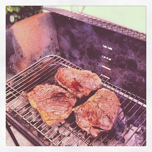 BBQ Steak!