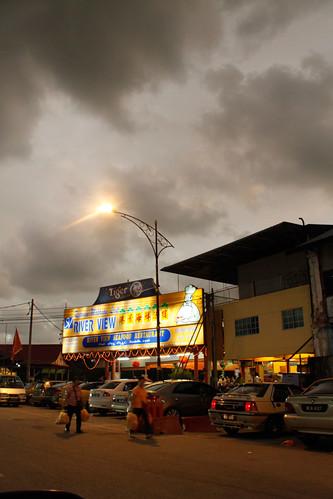 Sunset at Kuala Selangor