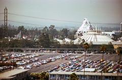 a1977-11-09 (mudsharkalex) Tags: california parkinglot disneyland anaheim disneylandpark anaheimca disneylandca