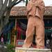 "Escultura en barro de Jorge Veloza • <a style=""font-size:0.8em;"" href=""https://www.flickr.com/photos/18785454@N00/7367574150/"" target=""_blank"">View on Flickr</a>"