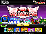 帕帕的炸雞店(Papa's Wingeria)
