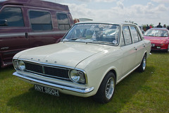 1970 Ford Cortina 1300 Base Mk2 (Trigger's Retro Road Tests!) Tags: show classic ford cortina car june vehicle mk2 1970 essex base 2012 1300 lawford revival manningtree