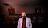 Take your seats (Spectral Convergence) Tags: school abandoned theater clown 15 redford thewhitesuit