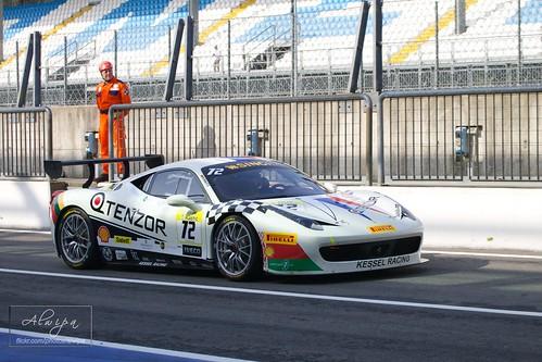 "Ferrari Challenge, EuroV8Series, EuroGTSprint • <a style=""font-size:0.8em;"" href=""http://www.flickr.com/photos/104879414@N07/13651414995/"" target=""_blank"">View on Flickr</a>"