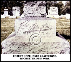 Hope Jones grave 1 (gramrfone) Tags: cinema theatre organists