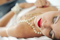 Lips that speak volumes (fcribari) Tags: brazil portrait people woman sexy face brasil model nikon retrato mulher 85mm lips sensual highkey lipstick recife pernambuco d800