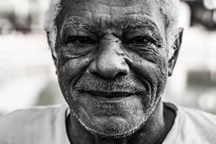 Benedito... (Fe_Lima) Tags: street portrait blackandwhite bw contrast nikon walk elderly benedito nikon50mm18g d3100 nikonafsnikkor50mmf18g