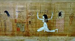 Papyrus - Cairo Museum Egypt (Amberinsea Photography) Tags: egypt cairo papyrus cairomuseum amberinseaphotography