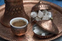 turkish coffee (cyberjani) Tags: street city coffee drink sarajevo bosnia balkan