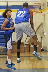 D153185A (RobHelfman) Tags: sports basketball losangeles highschool palisades crenshaw tnl tuesdaynightleague