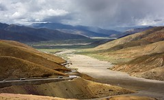 Landscape of Lhartse county, Tibet 2015 (reurinkjan) Tags: tar 2015 tibetautonomousregion tsang  tibetanplateaubtogang tibet himalayamountains natureofphenomenachoskyidbyings landscapesceneryrichuyulljongsrichuynjong naturerangbyungrangjung landscapepictureyulljongsrimoynjongrimo himalaya landscapeyulljongsynjong himalayamtrangerigyhimalaya earthandwaternaturalenvironmentsachu himalayasrigangchen tibetanlandscapepicture janreurink  lhartsecounty