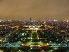 Paris by night Vue ct Champs de Mars (27MrMax) Tags: paris night toureiffel champsdemars