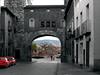 Daroca   (explore May 22, 2016) (josé luis Zueras) Tags: españa blancoynegro calle pueblo ciudad zaragoza aragón duotono daroca olympuse500 joséluiszueras