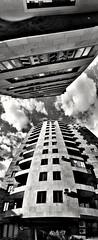 #yerevan #armenia #building #clouds #blackwhite #blakandwhite #bw (lusineminasyan@ymail.com) Tags: bw building blakandwhite clouds blackwhite armenia yerevan