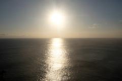 Flatty Earth (bady_qb) Tags: ocean sunset sea bali sun nature sunshine clouds indonesia landscape earth explore fujifilm pentacon xt1 pentacon135