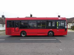 GAL MB 160 - YX60FVC - NS RAMP - SOUTHLANDS AVENUE - TUE 15TH MAR 2016 (Bexleybus) Tags: london ahead go 200 dennis enviro metrobus 160 adl orpington goahead yx60fvc