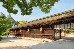 Kitano Tenman-gu Shrine (Active-U) Tags: japan kyoto