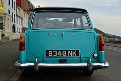 Austin A40 (Zak355) Tags: old car vintage scotland scottish british motor classiccars bute rothesay isleofbute austina40 8348nk