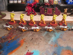 Heresy Era Imperial Fists Heavy Support Squad No.1 (01) (AKASteveUK) Tags: 40k warhammer40000 warhammer40k gamesworkshop imperialfists missilelauncher missilelaunchers forgeworld heavysupport betrayalatcalth heavysupportsquad