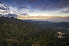 Genting Highland (gilbertchuachian_siong) Tags: world travel sunset sky mountain nature forest landscape sony malaysia destination interest pahang gentinghighland samyang a6000