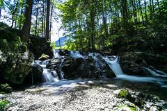 Waterfall Schliersee (xdbooking) Tags: waterfall xdarts