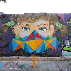 Pintora (D11 Urbano) Tags: boy art girl poster stencil arte venezuela nios caracas urbano venezolano arteurbano d11 streetartvenezuela artvenezuela d11streetart arteurbanovenezuela d11art d11urbano