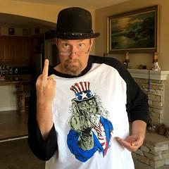 (Hendel) Tags: sam zombie finger uncle politics