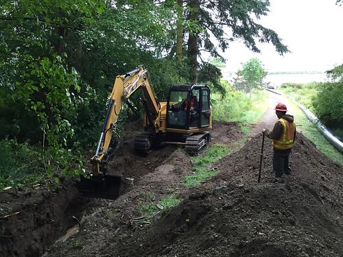 Excavator PRINT