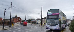 Rochdale (Andrew Stopford) Tags: eclipse volvo first wright rochdale b9tl mx58dvv