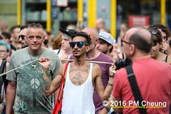 X*CSD 2016 - Yalla auf die Strae! Queer bleibt radikal! / Yalla to the streets  queer stays radical!  25.06.2016  Berlin - IMG_5562 (PM Cheung) Tags: kreuzberg refugees parade demonstration queer polizei so36 csd neuklln 2016 christopherstreetday ausbeutung heinrichplatz flchtlinge rassismus sexismus homophobie xcsd diskriminierung oranienplatz transgenialercsd csdberlin m99 heteronormativitt tcsd berlincsd lgbtqi gentrifizierung oplatz pmcheung csdkreuzberg pomengcheung sdblock facebookcompmcheungphotography gerharthauptmannrealschule transgendern eincsdinkreuzberg mengcheungpo friedel54 yallaaufdiestrasequeerbleibtradikal kreuzbergercsd2016 yallatothestreetsqueerstaysradical christopherstreetday2016 euro2016fussballem 25062016