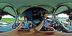 Crazy driver II. Watch from PC,360 panorama (Alexandr Tikki) Tags: world road new trip travel original people holiday man art classic me truck wow fun idea crazy amazing fantastic perfect funny view russia top joke air magic awesome great creative dream best illusion hero imagine unusual concept moment inspire incredible ricoh impressive tikki thetas alexandrtikki leveltravel