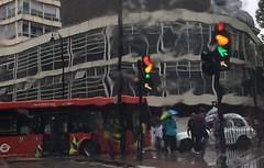 Postcard from London (stephen*iliffe) Tags: london rain weather traffic londonist