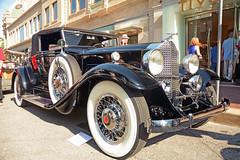 1932 Packard 902 Roadside Coupe (Brad Harding Photography) Tags: 1932 packard 902 roadstercoupe kansascity missouri artoftheconcours kansascityartinstitute carshow antique vintage historic