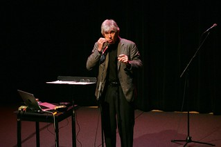 Jaap Blonk, Sound Poet