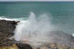 Spouting Horn 9 (Journey of A Thousand Miles) Tags: seascape hawaii kauai 2012 poipubeachpark