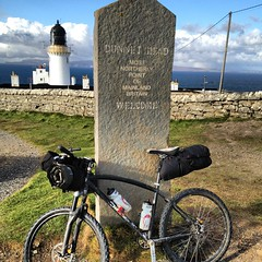 Dunnet Head (nick3216) Tags: lighthouse cycling email mtb singlespeed hunter caithness northernmost endtoend viscacha lejog dunnethead end2end revelate