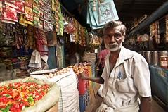 Market (dsaravanane) Tags: life street light portrait bw india colors shop nikon market age tamilnadu cwc d90 saravanan chennaiweekendclickers dsaravanane