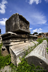 """Roman Forum • <a style=""""font-size:0.8em;"""" href=""""http://www.flickr.com/photos/89679026@N00/6970746440/"""" target=""""_blank"""">View on Flickr</a>"""
