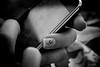 Nail Art (RVinside) Tags: summer bw italy blackwhite aperture nikon italia estate nail bn dettagli 1855mm 1855 salento puglia bianconero nailart iphone particolare dettaglio d60 unghia nikond60 blackwhitephotos flickraward nikonflickraward fotografinewitaliangeneration iphone3gs nikonclubit