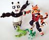 PoAndTheFurious3 (madLEGOman) Tags: mantis jack for monkey panda lego crane 5 five finger no or kitty master po ms kung fu wushu viper charge hold tigress furious awesomeness moc attractiveness mckeen madlegoman madlegoman13