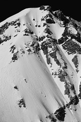 Elliot Glacier Headwall (Scott Withers Photography) Tags: oregon mthood cooperspur elliotglacierheadwall