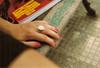 banco. (~gciolini) Tags: brazil mamiya film colors brasil analog 50mm book banco ring read livro gabriela anel cfa analogic analógico caiofernandoabreu caiof oovoapunhalado ciolini colornegative100 gciolini beanalog