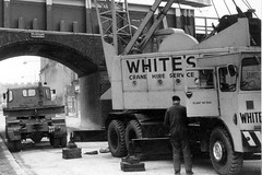 J.D.White Split Cab Foden (71B / 70F ( Ex Jibup )) Tags: building mobile big construction lift crane head duty boom cranes block chassis hook derrick root heavy load jib strut hire sections coles slew ballast lifting hoist telescopic capacity counterweight outriggers jdwhite